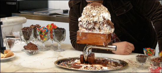 The Kitchen Sink at The San Francisco Creamery