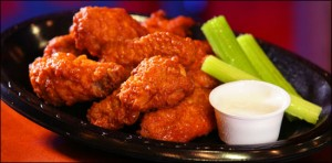 flatliner wing challenge at buffalo wing factory