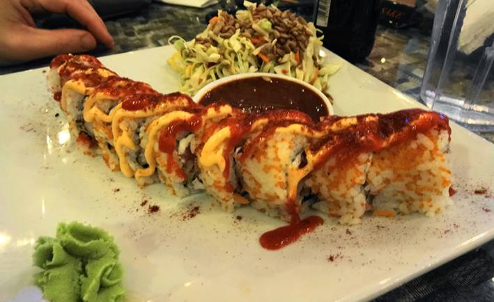death roll sushi challenge superb sushi boise idaho